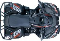 Access Motor: 2014er AMX 750 EFI mit kurzem Radstand