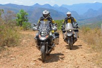 Touratech Travel Event 2014: Premiere des Touratech-Films 'ZimZamBot – All about Adventure' von Ramona und Herbert Schwarz