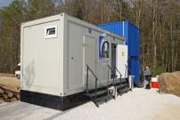 Offroadpark Langenaltheim: endlich vorzeigbare Sanitäranlagen