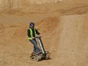 Saisonstart 2014: Saison Opening im Offroadpark Langenaltheim vom 11. bis 13. April 2014: Quadrausch präsentiert BPG Shredder