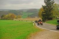 Anlassen am Nürburgring 2014 am 13. April: Im Tross durch die Eifel touren