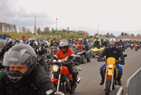 Anlassen am Nürburgring 2014 am 13. April: Runde drehen über die Nordschleife