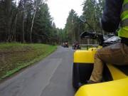 Anlassen am Nürburgring 2014 am 13. April: Über kleine, kurvige Eifel-Sträßchen auf das große Biker-Treffen
