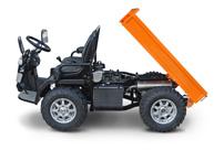 Dinli Produktion: Dinli Agriculture 800 4x4 soll ab Herbst 2014 verfügbar sein