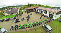 Brainwashing Days 2014: inoffizielles Treffen des Kawasaki VForce-Forums