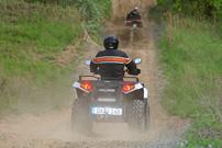 Polaris & Friends Treffen 2014 vom 16. bis 18. Mai: Testfahrten mit der brandneuen Polaris Sportsman 570
