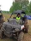 Polaris & Friends Treffen 2014 vom 16. bis 18. Mai: Testfahrten mit der brandneuen Polaris Sportsman ACE; Foto: Quadfreunde Harz