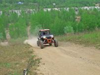 Polaris & Friends Treffen 2014 vom 16. bis 18. Mai: Testfahrten mit der aktuellen Polaris RZR 1000; Foto: Quadfreunde Harz