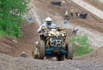 Erzberg Rodeo 2014: Die ATVs und Quads sind am Samstag im Prolog angetreten; der für den Sonntag geplante zweite Lauf fiel wegen Gewitterwarnung aus