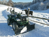 KSR Group, Kooperation mit MaschinenRing: klassische Anwendung Winterdienst