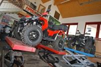 Hasi Moto in Eberschwang: Service, Reparatur und Umrüstungen von ATVs und Quads