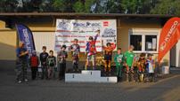 2. BQC Lauf 2014 in Dieskau: Siegerehrung Kids- und Youngster-Klasse