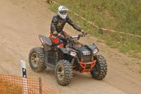 3. BQC Lauf 2014 in Flöha am 21. / 22. Juni: Silvio Kernchen landet mit Torsten Harz auf Platz zwei in der Team-Wertung ATV