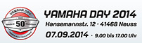 Yamaha Day 2014