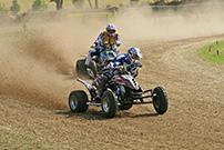 3. Quad Challenge Lauf 2014 in Angenrod am 19. und 20. Juli, Klasse 4: Donny Becker gegen Mike Ehlert