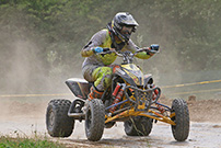 DMX Deutsche MotoCross Quad Meisterschaft 2014, DMX Finale 2014 in Gerstetten: Manfred Zienecker