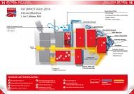 ATV&QUAD Magazin 2014/09-10, Seite 14-19, Aktuell News & Trends; Intermot Köln 2014: Hallen und Aktionsflächen