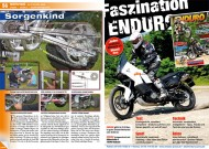 ATV&QUAD Magazin 2014/09-10, Seite 56-57, Service, Kettenpflege: Sorgenkind