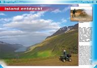 ATV&QUAD Magazin 2014/09-10, Seite 58-59, Abenteuer: Island entdeckt