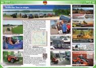 ATV&QUAD Magazin 2014/09-10, Seite 90-91, Szene Deutschland PLZ 8 / 9; Alltäu Buggy Tour: Entdecker-Tour im Allgäu