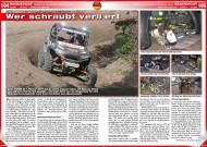 ATV&QUAD Magazin 2014/09-10, Seite 104-105, Rennsport; GORM 24-Stunden-Rennen 2014: Wer schraubt verliert