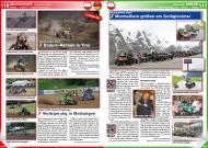 ATV&QUAD Magazin 2014/09-10, Seite 110-111, Rennsport / Erlebnis; Steinbeisser 2014: Enduro-Rennen in Tirol; ADAC DMV Quad Challenge: Verärgerung in Melsungen; Quadomania 2014: Murmeltiere grüßen am Großglockner