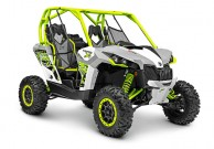 Can-Am Maverick 1000 X ds Turbo: Erstes serienmäßiges Turbo Side-by-Side