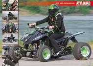 ATV&QUAD Special 2015 Ausrüstung • Zubehör • Tuning, Seite 58-59, Tuning: Kawasaki KFX 400 'Kawasanne', Poster
