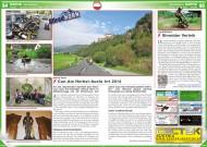 ATV&QUAD Special 2015 Ausrüstung • Zubehör • Tuning, Seite 94-95, Szene Österreich; Allrad Horn: Can-Am Herbst-Ausfahrt 2014; LocalMotion: Shredder Verleih