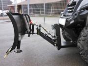 Hebevorrichtung vom Quadhouse Profi-Schneeschild für CF Moto UForce 800