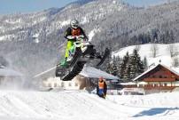 BHV Bacher SkiDoo Cup: soll den BHV Alpen Challenge Cup noch interessanter und spektakulärer werden lassen