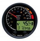 Acewell Tachometer Serien AC und AS: Tacho MA085-554 als klassisches Rund-Instrument