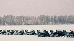 Schneemobil Touren in Schweden 2015: geeignet für Anfänger und Profis. Es stehen Schneemobile von 42 bis 135 PS zur Verfügung
