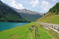 Quad Country Österreich Tour 2015: beeindruckende Ausblicke am Stausee
