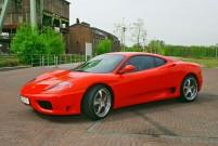 Gutschein von Fursten Forest: Der Ferrari vereint Charisma und Leistung