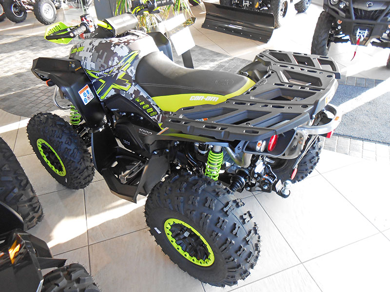 Jochum Motors Gep Cktr Ger F R Die Can Am Renegade Atv