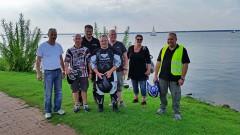 Treffen 2015 der Quadfreunde Hannover: Ausfahrt zum Steinhuder Meer