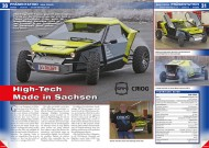 ATV&QUAD Magazin 2015/01-02, Seite 30-31, Präsentation SAM Criog: High-Tech Made in Sachsen
