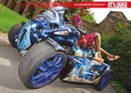ATV&QUAD Magazin 2015/01-02, Seite 50-51, Poster; GG Quadster 'Stardust': Was noch nicht fertig war