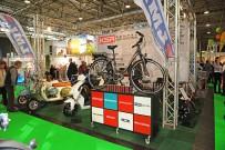 CForce 550 auf der Ferienmesse Wien 2015: Präsentation in Wien gemeinsam mit LML-Rollern und E-Bikes von Segway