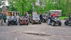 6. Polaris Chat Room Treffen 2015: gemütliches Zusammensein von Polaris-Freunden bei Lagerfeuer und Ausfahrten vom 4. Juni bis 7. Juni 2015 im Fursten Forest