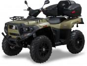 EU-T5 Typisierung für Cectek ATVs: Für die neue Typisierung eignen sich die Modelle Gladiator und KingCobra
