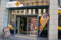 Quads und Quadtouren in Leipzig: beim Quadcenter Lehmann in der Innenstadt von Leipzig