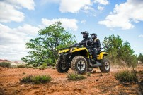 Can-Am Offroad Days 2015: die Outlander L MAX 570 DPS testen