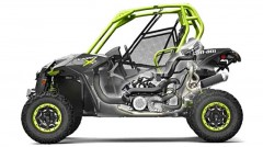 Can-Am Offroad Modelle 2016: Can-Am Maverick Turbo mit überlegenen 131 PS