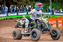 GCC 2016 Lauf 1 in Walldorf ab der Werra am 23. und 24. April: Team Parthen PowerSports unterliegt in der Klasse XC Quad Pro knapp
