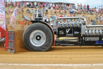 Tractor Pulling Rappolz: Flying Hawk