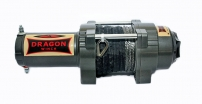 Dragon Winch Highlander Serie: Dragon Winch DWH 2500 HD mit Kunststoffseil