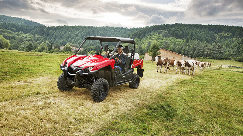 angebot yamaha side by side finanzierung atv quad magazin. Black Bedroom Furniture Sets. Home Design Ideas