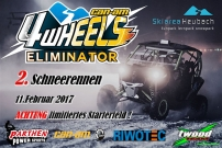 Can-Am 4 Wheels Eliminator 2015 in Heubach: Gelungene Premiere in der Skiarena Heubach am 13. Februar 2015